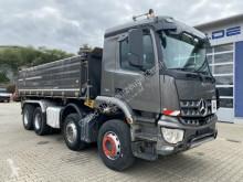 Camion Mercedes Arocs 3243 8x4 Euro 6 Dreiseitenkipper Dautel benne occasion