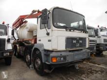 Camión hormigón mezclador + bomba MAN F2000 35.403