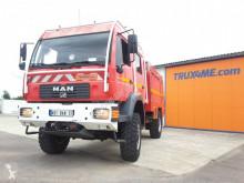 Camion camion-citerne feux de forêts MAN LE 280 B