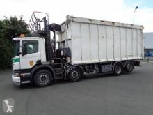 Ciężarówka wywrotka do złomu Scania P 400