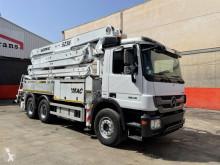 Camion Mercedes Actros 2636 calcestruzzo pompa per calcestruzzo usato