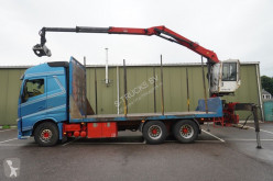 Ciężarówka Volvo FH 540 platforma używana