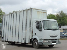 Camión Camion Renault Midlum 150dci*Glasriff/Fenster Transporter*