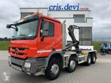 卡车 摆臂式垃圾车 奔驰 Actros 4148 8x4 Multilift 26t Hakengerät | AHK