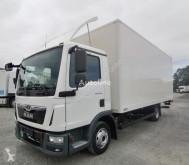 Kamión MAN TGL 8.190 Koffer 3-Sitzer Klima LBW (24) dodávka ojazdený