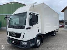Camion fourgon MAN TGL 8.190 Koffer 3-Sitzer Klima LBW (26)