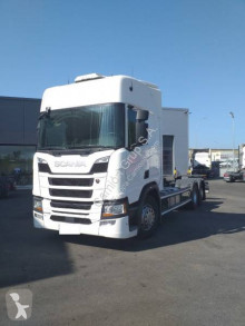 Scania R truck used chassis
