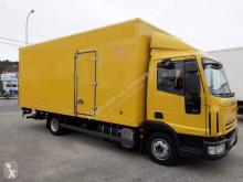 Iveco box truck Eurocargo ML 75 E 18 P