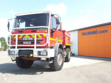 Camión bomberos camión cisterna incendios forestales Iveco Eurocargo 135 E 23