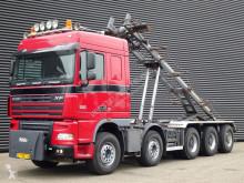 Lastbil containertransport DAF XF105