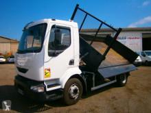 Ciężarówka wywrotka trójstronny wyładunek Renault Midlum 220 DCI