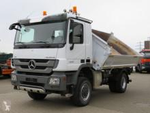 Camión volquete volquete trilateral Mercedes Actros 1846 AK 4x4 2-Achs Allradkipper nur 178TKM Top