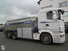 Camion citerne Scania R 480 6x2 (N. 4471)