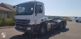 Camion Mercedes Actros 2646 polybenne occasion