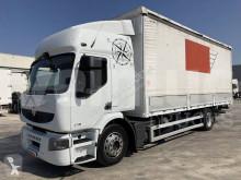 Camión Renault Premium 270.16 lonas deslizantes (PLFD) usado