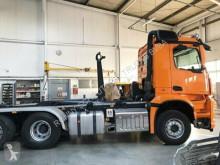 Kamión hákový nosič kontajnerov Mercedes Arocs 2545 L 6x2 2545 L 6x2, Lenk-/Liftachse, Funk