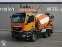Camion béton toupie / Malaxeur MAN TGS TGS 26.360BB*7m³ Karrena*Klima*Manuell*AP Achsen