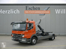 Camion polybenne Mercedes Atego 1224 L Atego*Hyvalift Abroller*3 Sitze* 2 AHK
