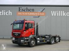 Camión MAN TGS TGS 26.400 6x4 H-2 BL*Lift/Lenk*Meiller RK 20.60 Gancho portacontenedor usado