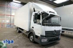 Камион Mercedes Atego 818 L Atego 4x2, 6.100mm lang, Klima, AHK, LBW фургон втора употреба