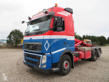Lastbil Volvo FH500 6x2 Euro 5 Hooklift flerecontainere brugt
