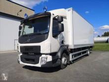 Volvo box truck FL210 4x2 Closed box truck