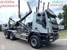 Camión Gancho portacontenedor Iveco Stralis 420