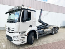 Caminhões Mercedes Antos 2540 L 6x2 2540 L 6x2, Lenk-/Liftachse, Funk poli-basculante usado