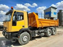Lastbil Iveco Eurotrakker 380e 34 Kipper flak begagnad