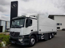Mercedes Actros Actros 2543 LL 6x2 Getränkekoffer+LBW mehrfach!! truck used beverage delivery flatbed