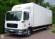 Camion fourgon MAN TGL 12.220 Euro 5 kontener 20 palet