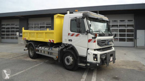 Volvo FMX 410 truck used two-way side tipper