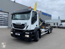 Camion polybenne Iveco Stralis AD 260 S 48