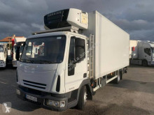 Camión Iveco Eurocargo ML 100 E 18 frigorífico multi temperatura usado