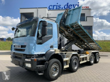 Камион мултилифт с кука Iveco Trakker 340T45 Trakker 8x4 Multilift Hakengerät | AHK
