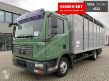 Camión MAN TGL TGL 12.240 4X BL / 1 Stock remolque ganadero usado