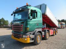 Камион Scania R500 8x4 Tipper Euro 5 самосвал втора употреба