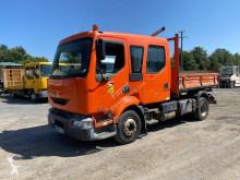 Камион самосвал за пътно строителство Renault Midlum 180 DCI
