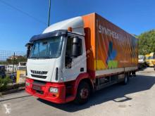 Iveco Eurocargo 140 E 22 LKW gebrauchter Pritsche und Plane