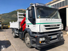 Camion tri-benne Iveco Stralis AT 190 S 31