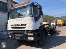 Camion Iveco Trakker AD 260 T 45 P châssis occasion