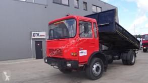 Kamión korba MAN 16.192 (MANUAL PUMP / STEEL SUSP. / BIG AXLE)