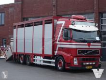 Camión remolque ganadero para ganado bovino Volvo FH 420