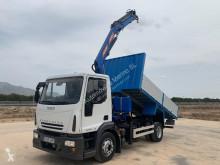 Camion Iveco EUROCARGO 140E18 benne occasion