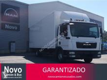 Camión MAN TGL 12.250 furgón usado