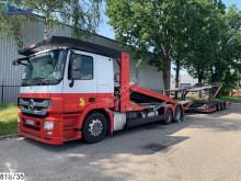 Mercedes Actros gebrauchter Autotransporter