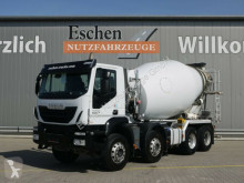 Lastbil betong blandare Iveco Trakker AD 340 TB 400, 9m³ Liebherr, Leichtmetallfelgen