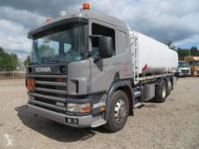 斯堪尼亚卡车 P94/260 6x2*4 18.000 l. ADR 油罐车 二手