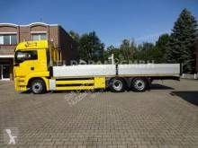 Camión MAN TGS TGS 26.440 Pritsche 6x2 caja abierta teleros usado