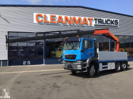 Camión caja abierta MAN TGS 28.540